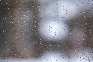 WiMAX雨の日