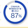 選ぶならWiMAX(ワイマックス)なワケ!auのポケットWiFiはオススメじゃないの?