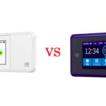 【神比較】WX03とW03の違いは?どっちがおすすめのWiMAX端末?